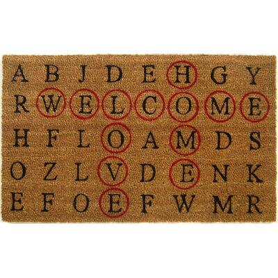 Armond Crossword Doormat
