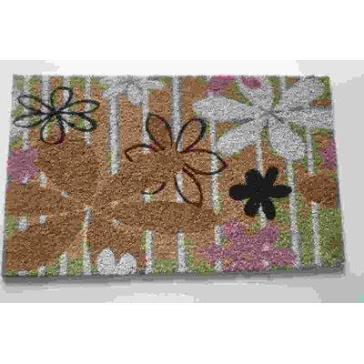 Mykal Daisies Doormat