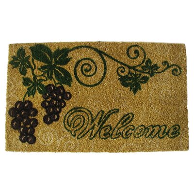 Vineyard Doormat