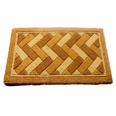 Imperial Doormat Mat Size: Rectangle 2 x 32