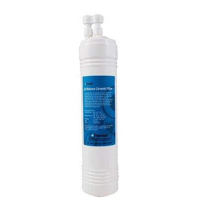 pH Balancing Ceramic Filter