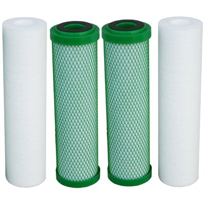 Two Stage Green Carbon Annual Filter Kit 560017