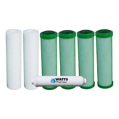 One Year Green Carbon Annual Filter Kit 560022