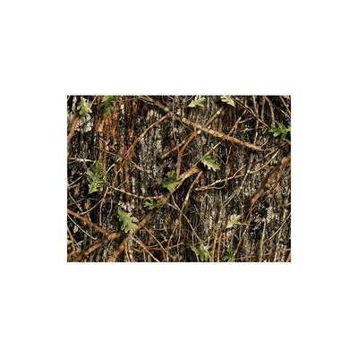 Wildlife Concealed Green Camo Novelty Outdoor Area Rug Rug Size: 31 x 44