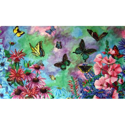 Summerset Butterflies Doormat
