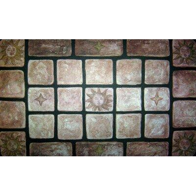Decorative Tiles Doormat