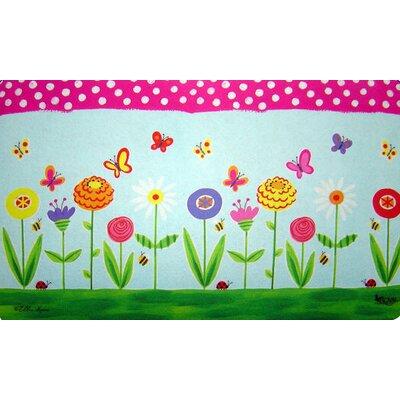 Garden Party Doormat