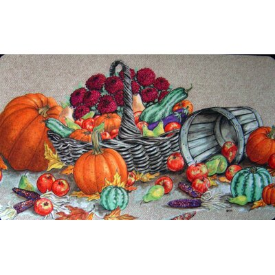 Harvest Doormat