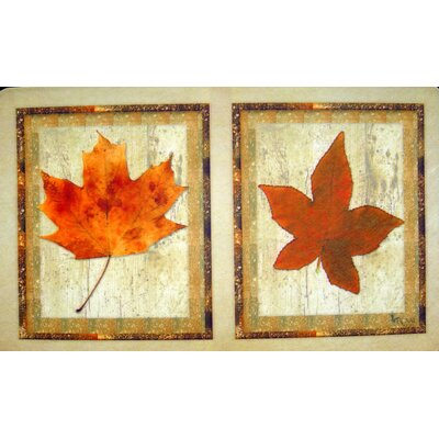 Maple Leaves Doormat