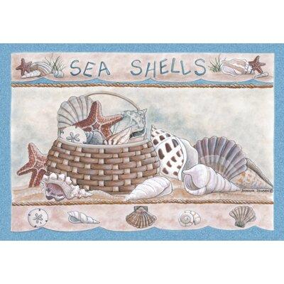 Home Accents Seashells Rug
