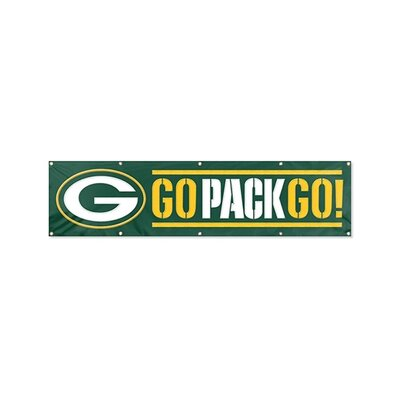 NFL Giant Banner NFL Team: Green Bay Packers BGB