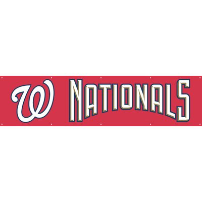 The Party Animal MLB Giant Banner - MLB Team: Washington Nationals at Sears.com
