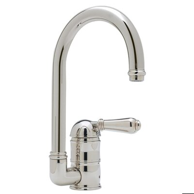 Country Single Handle Bar Faucet Finish: Tuscan Brass