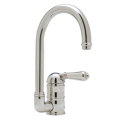 Country Single Handle Bar Faucet Finish: Polished Nickel