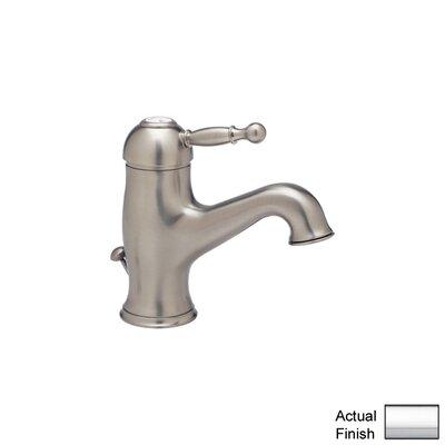 Cisal Single hole Single Handle Bathroom Faucet with Drain Assembly
