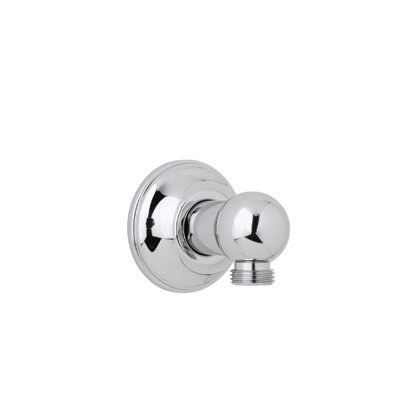 Handshower Wall Outlet Finish: Polished Nickel