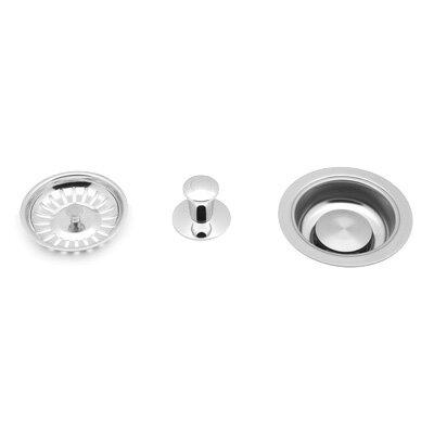 Extension Screw/Plug for Basket Strainer