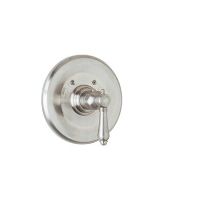 Trim Only for Thermostatic/Non-Volume Controlled Valve Finish: Polished Chrome