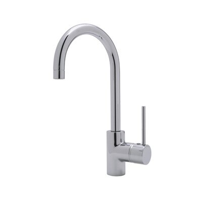Modern One Handle Architectural Single Hole Bar Faucet