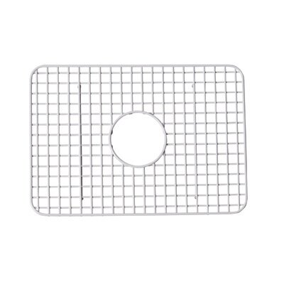 Wire Sink Grid for Kitchen Sinks in White