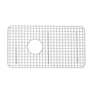 Wire Sink Grid for Rc3018 Kitchen Sink Finish: White