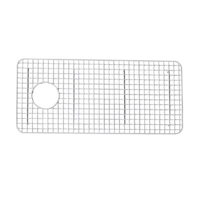 Wire Sink Grid for Rc3618 Kitchen Sink Finish: White