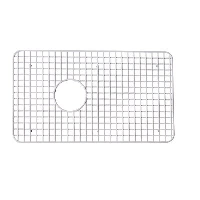 Wire Sink Grid for 6307 Kitchen Sink Finish: White