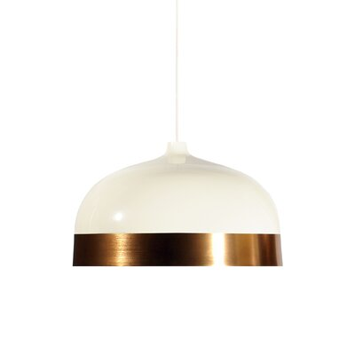 Glaze 1-Light LED Inverted Pendant