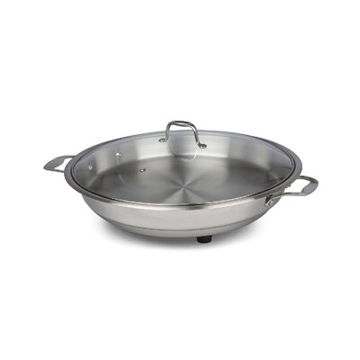 "16"" Classic Electric Skillet with Lid S1454"