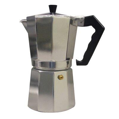 Aluminum Stovetop 1 Cup Espresso Maker 270-01