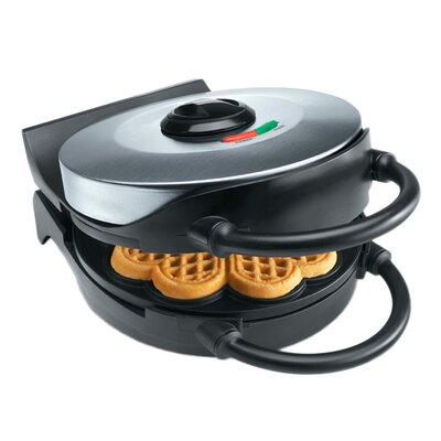 Cucina Pro Classic Round Heart Waffler at Sears.com