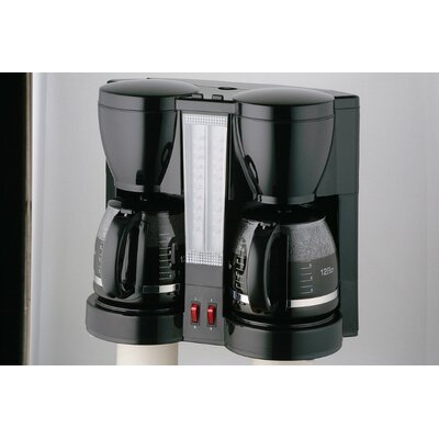 Cucina Pro Specialty Electrics Double Carafe Coffee Maker at Sears.com