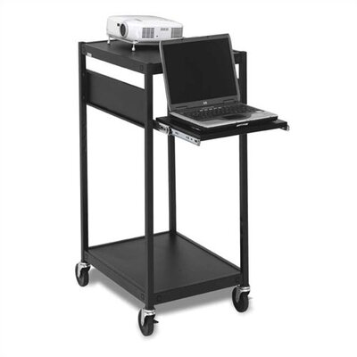 Bretford Compact Laptop / Projector Cart with 3 Electrical Outlet - Electrical Unit: Included at Sears.com