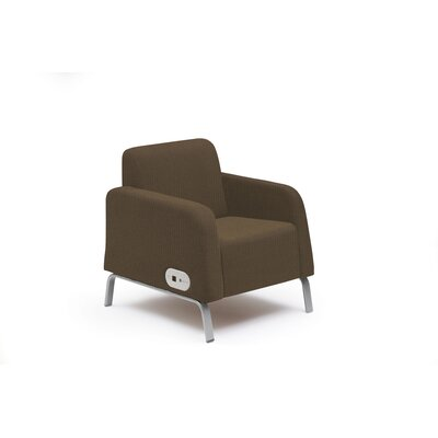 Motiv Lounge Chair with Power on Left Product Image 8287