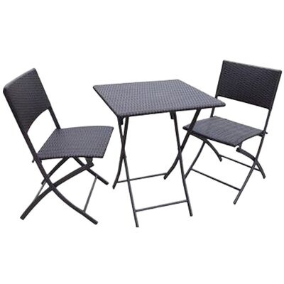 DC America La Jolla Folding All Weather Bistro Table at Sears.com
