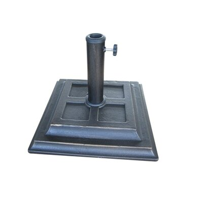 Cast Stone Umbrella Base