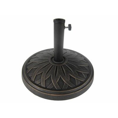 Cast Stone Free Standing Umbrella Base