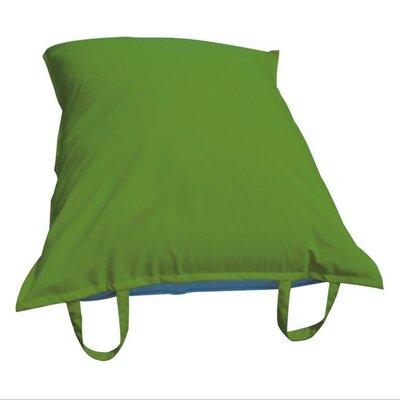 Bean Bag Chair Upholstery: Green