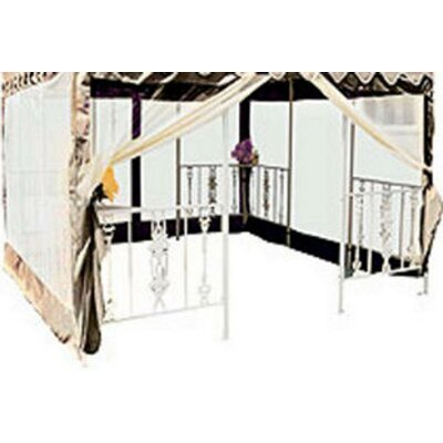DC America Gazebo Screen - Size: 11.6' H x 11.6' W, Color: Beige at Sears.com