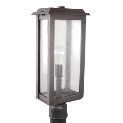 Urban Outdoor 400 Series Post Lantern - Finish: Old World