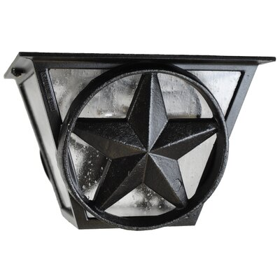 Americana 2-Light Flush Mount Finish: Old Bronze