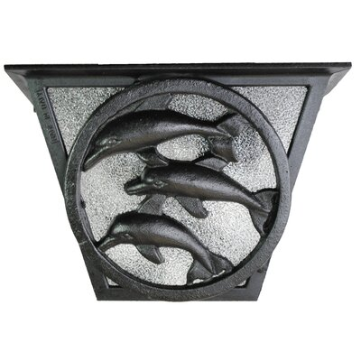 Americana 2-Light Flush Mount Finish: Rusty Nail