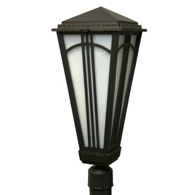 "Melissa Parisian PE4400 Series 24"" Post Lantern - Finish: Old World at Sears.com"