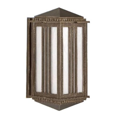 "Melissa Parisian PE4500 Series Semi Flush Wall Brackets 23.5"" Wall Lantern - Finish: Old World at Sears.com"