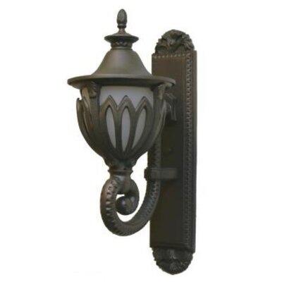 "Melissa Tuscany TC3600 Series 25.5"" Wall Lantern - Finish: Old World at Sears.com"