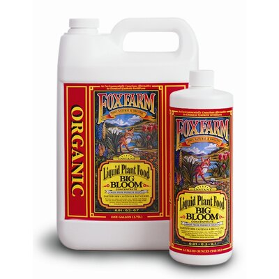 FoxFarm Big Bloom Liquid Concentrate Fertilizer - Size: 5 Gallons at Sears.com