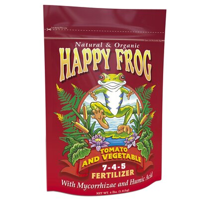 FoxFarm Happy Frog Tomato and Vegetable Fertilizer at Sears.com