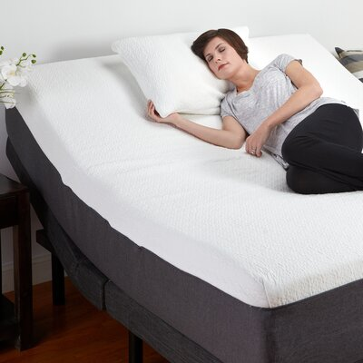 Comfort Massage Adjustable Bed Size: Queen