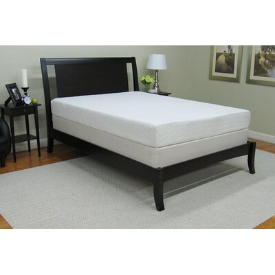 Memory Foam Beds  Brands on Classic Brands Supreme 10  Memory Foam Mattress   Pt111469 Set