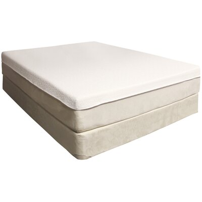 "Classic Brands Eloquence 11"" Memory Foam Mattress - Size: Queen at Sears.com"